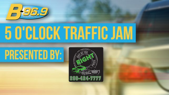5 O'Clock Traffic Jam Presented By Buy Right Auto Sales
