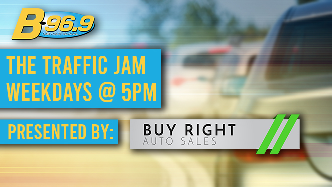The Traffic Jam Presented By Buy Right Auto Sales