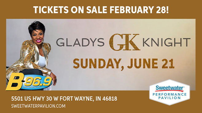 Gladys Knight | Sweetwater Performance Pavilion!