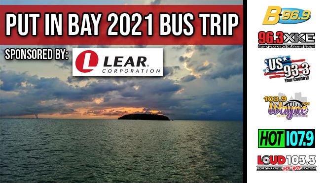 Put-in-Bay 2021 Bus Trip